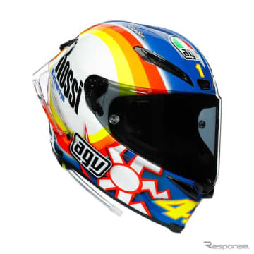 AGV ピスタ GP RR WINTER TEST 2005