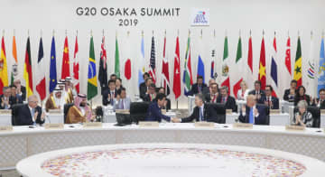 G-20 trade ministers hold emergency talks on coronavirus impact