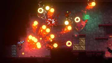 撃ちまくりローグライクACT『Neon Abyss』最新トレイラー! コンソール版も発売決定