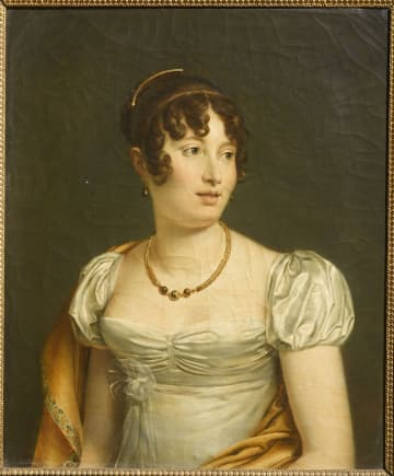 ナポリ王妃カロリーヌ・ミュラ