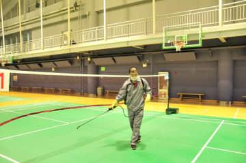 内モンゴル自治区体育館が一般開放を再開