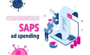 Coronavirus saps ad spending