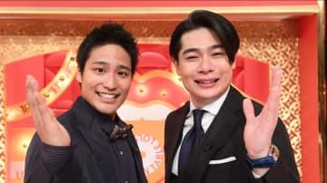 """ジャニーズWEST桐山がノブコブ吉村とMCに挑戦!""""笑う音楽バラエティ""""って? 画像"""
