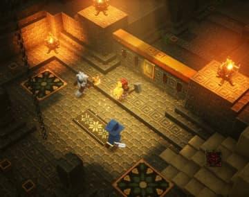 『マインクラフト』ARPG『Minecraft Dungeons』5月26日発売決定!