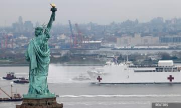 Covid-19 global death tolls surpasses 40,000
