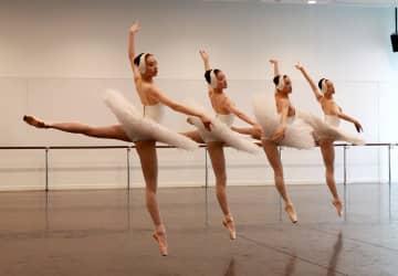上海バレエ団、今年の内部査定を実施