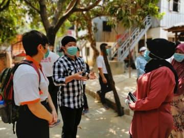 「中国の医師は手本」、カンボジアのボランティア通訳語る