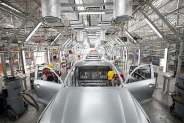 中国の大手工業企業、98%以上が業務再開