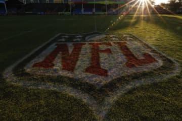 NFLロゴ【Aaron M. Sprecher via AP】