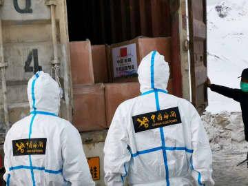 新型コロナと闘うパキスタンに中国からの医療物資届く