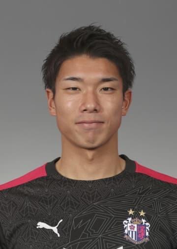 C大阪の永石拓海選手
