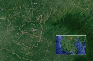 Residents of North Cotabato town protest planned use of hospital as COVID-19 facility