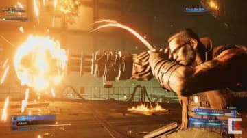 『FF7 リメイク』クラシックモード誕生はファンの声がきっかけ、重きを置いたのは「コマンド」と「戦略性」─インタビュー映像第3弾を公開