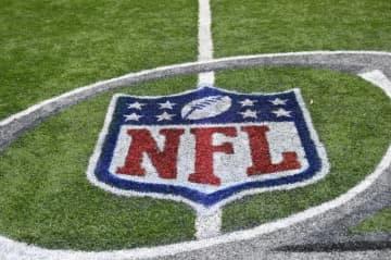 NFLロゴ【Matt Patterson via AP】