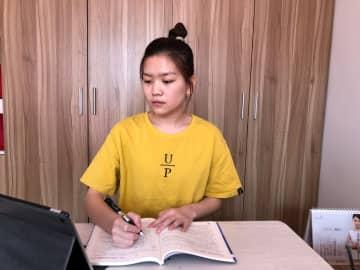 貧困村の子どもたちに、無料オンライン授業を提供 黒竜江省