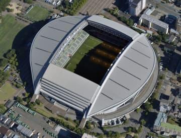 J1神戸の本拠地、ノエビアスタジアム神戸=2019年8月
