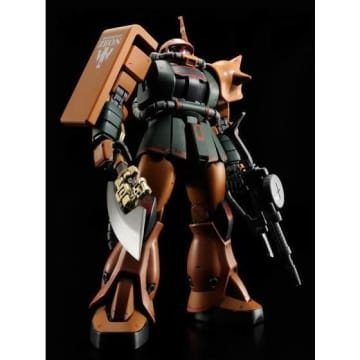 「MG 1/100 MS-06FS ガルマ・ザビ専用ザクII」4,180円(税込)(C)創通・サンライズ
