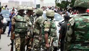 Coronavirus lockdown tragedy: Soldier kills man in Delta