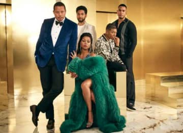 Cast of Fox's 'Empire'
