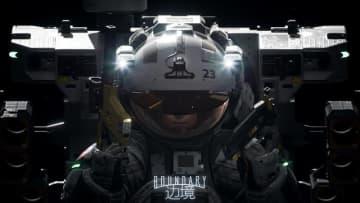 無重力FPS『BOUNDARY』2020年内にPS4/PCで海外向けに発売予定と発表ー新トレイラーでは戦闘シーンも
