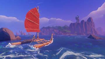新作オープンワールドサバイバルRPG『Windbound - Brave the Storm』発表!PC/海外PS4/XB1/スイッチにて8月28日発売