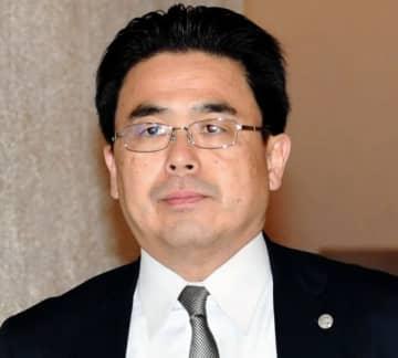 阪神・谷本修球団本部長