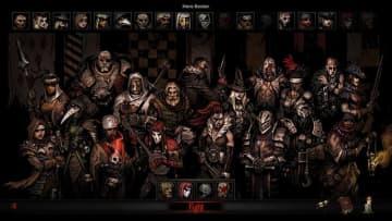 ローグライクRPG『ダーケストダンジョン』にオンラインPvPを追加する新DLC「The Butcher's Circus」が発表