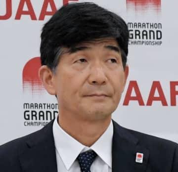 尾県貢・日本陸連専務理事