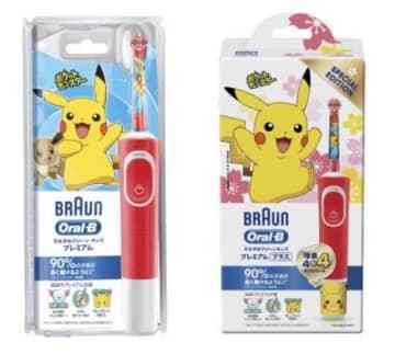 発売から2か月で販売出荷数20万本突破! 人気の「ポケモン歯ブラシ」に新商品登場
