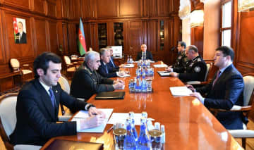 Operational Headquarters of Azerbaijani parliament discusses special quarantine regime
