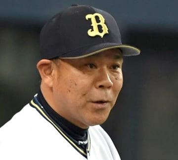 オリックス・西村徳文監督