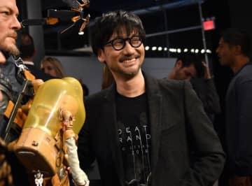 小島秀夫監督、英国アカデミー最高の栄誉に感謝!記念動画で明かした決意