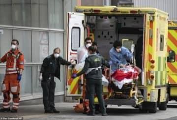 Breaking: UK coronavirus death toll close to 5,000