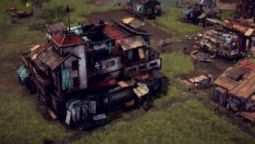 放射能汚染された終末世界の都市建設シム『Endzone - A World Apart』Steamにて早期アクセス開始