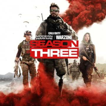 新たな戦いは4月8日!『CoD:MW』『Warzone』シーズン3告知