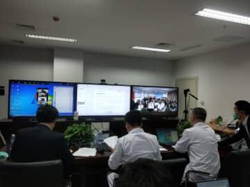 中国の医療専門家、新型コロナとの闘いの経験を7カ国の病院と共有