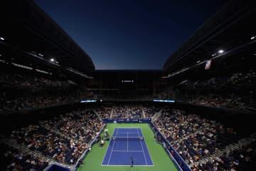 「全米オープン」の会場の一つであるルイ・ アームストロング・スタジアム