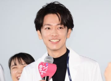 佐藤健(写真は今年1月撮影のもの)