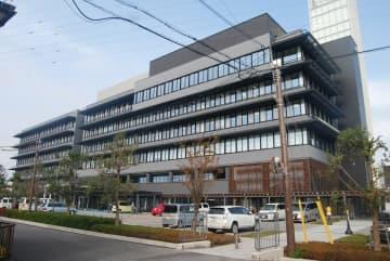 長浜市役所