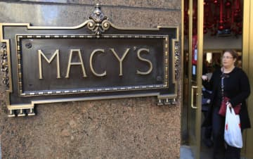 Macy's announced that CEO Jeff Gennette will not receive compensation during the coronavirus pandemic, effective April 1. Frank Franklin II | AP Photo)  (Frank Franklin II/)