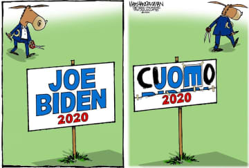 There's buyer's remorse on Biden among the Democrats | Mulshine