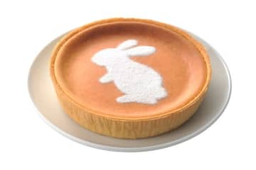 ウサギがぴょこん!モロゾフ人気のチーズケーキがイースター仕様に