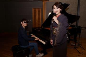 市川由紀乃が人気ピアノユーチューバー・よみぃとの初コラボ動画を公開 『紅蓮華』と『さくら(独唱)』を熱唱