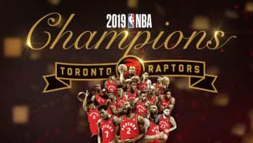 【4/6(月)18時~】[2018-19 NBAチャンピオンズ]トロント・ラプターズを配信