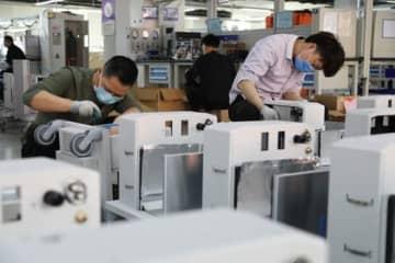 中国が人工呼吸器千台をNYに寄付、州知事が発表