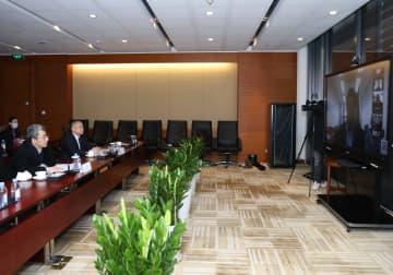 上海と南アフリカの医療専門家、テレビ会議で感染対策を議論