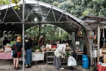 Many Hong Kong residents are turning to local producers for fresh food after a wave of coronavirus-fuelled panic buying.