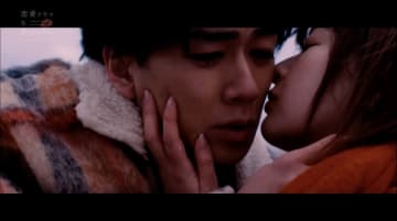 """木村葉月演じる""""別れのキス""""に谷まりあが号泣。『恋愛ドラマな恋がしたい』第11話公開"""