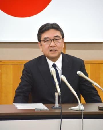新型コロナ「警察機能を維持」 九州管区警察局長が就任会見