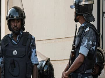 Sudan deploys heavy security on anniversary of mass march